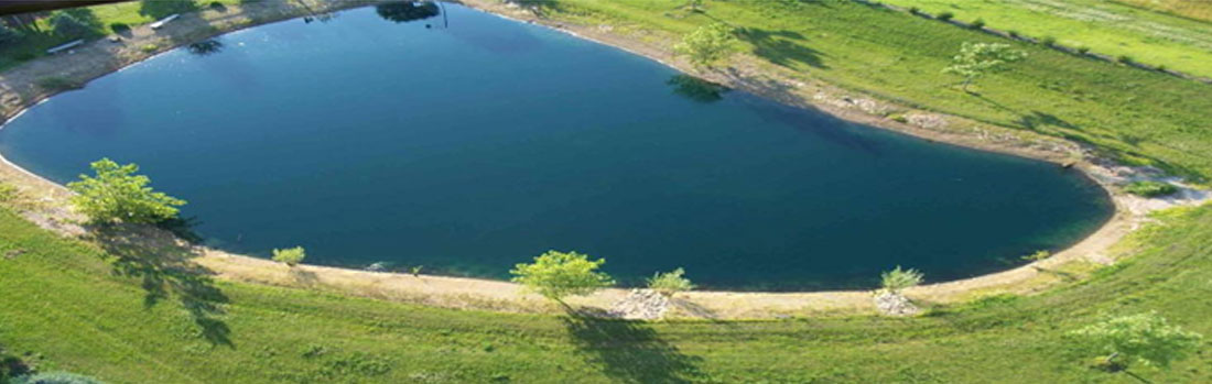 A pond cleaning job that will be the talk of your family and friends!