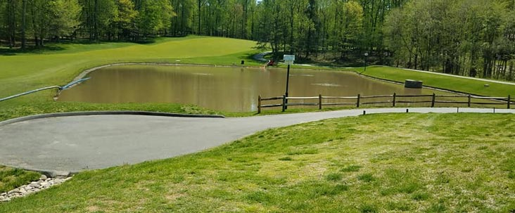 Pond Maintenance & Pond Cleaning Services